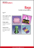China Sourcing Report: Bags